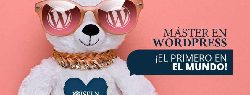 Master en WordPress por Instituto Superior Europeo de Economia y Negocios ISEEN